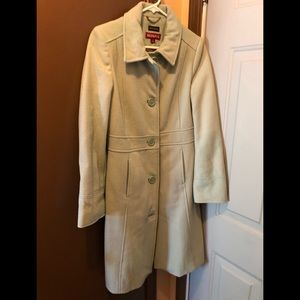 Merona mint green church coat